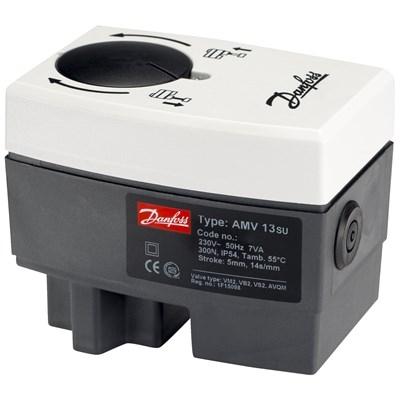 AMV 13 SU Электропривод импульсный 230B - Электроприводы - Регулирующие клапаны с электроприводом